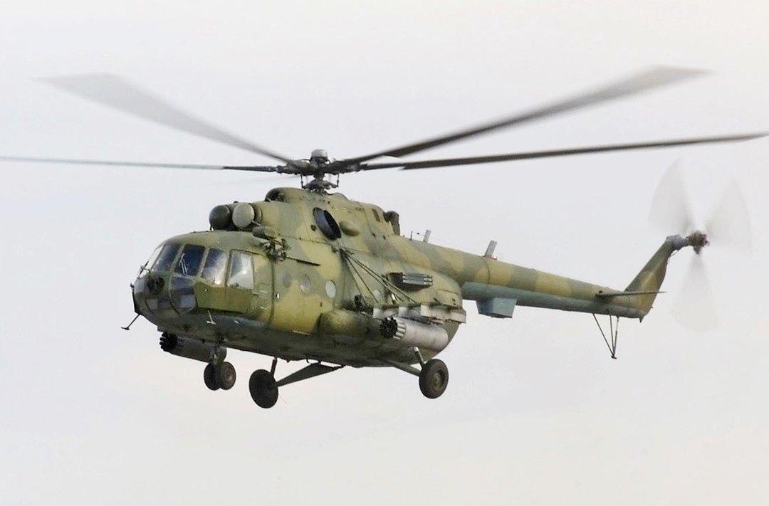 В Мексике разбился российский военный вертолет