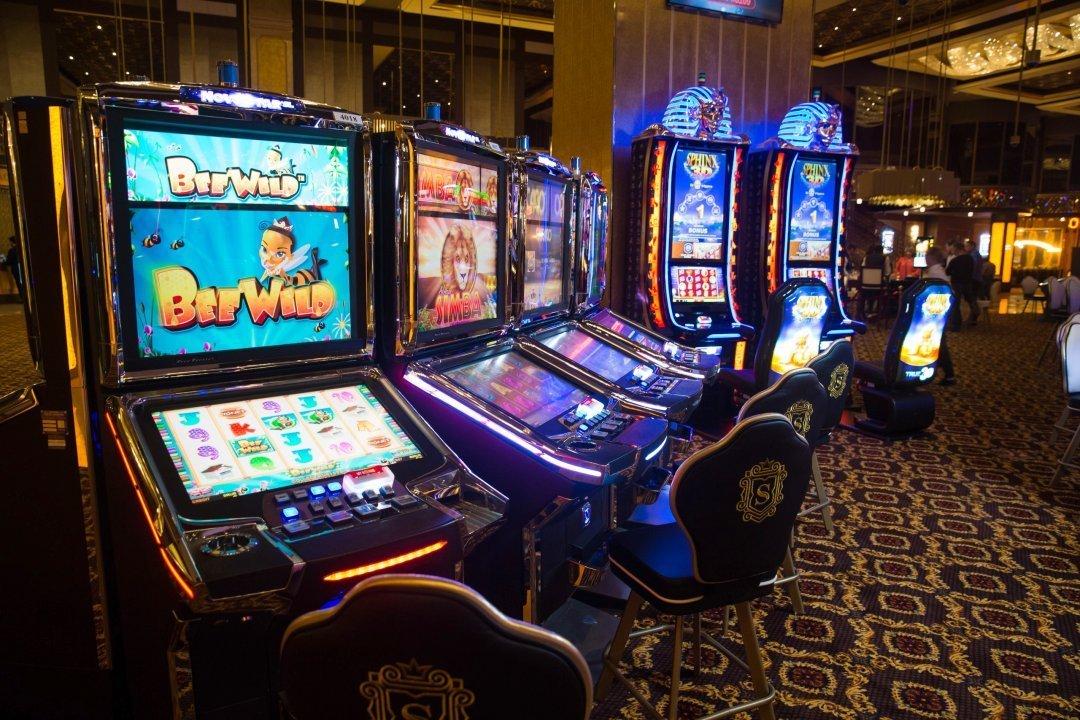 Фото игровых залов казино харьковское онлайн казино