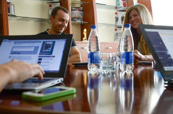 Онлайн-конференция главы Ассоциации лидеров турбизнеса Украины Александра Новиковского
