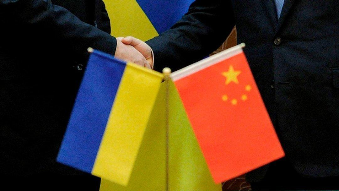 Китай стал главным торговым партнером Украины, спустив Россию на 2 место