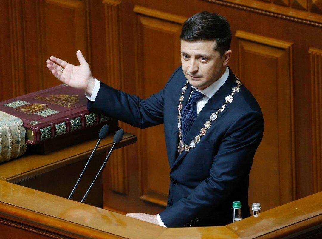 Выполнение РФ решения Морского трибунала может начать прекращение конфликта — Зеленский