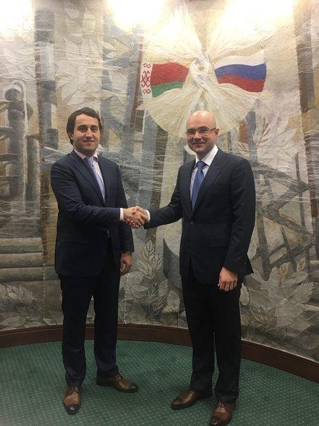 Саид Гуцериев и Виктор Прокопеня