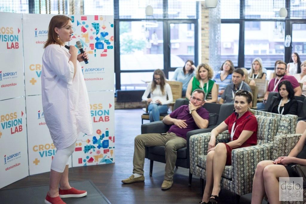 "Cross Vision Lab от сети медицинских клиник ""Добробут"" и Delo.UA"