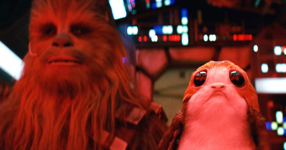 Звездные войны: Последние джедаи