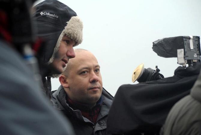 Сергей Мхальчук и Алексей Герман-младший