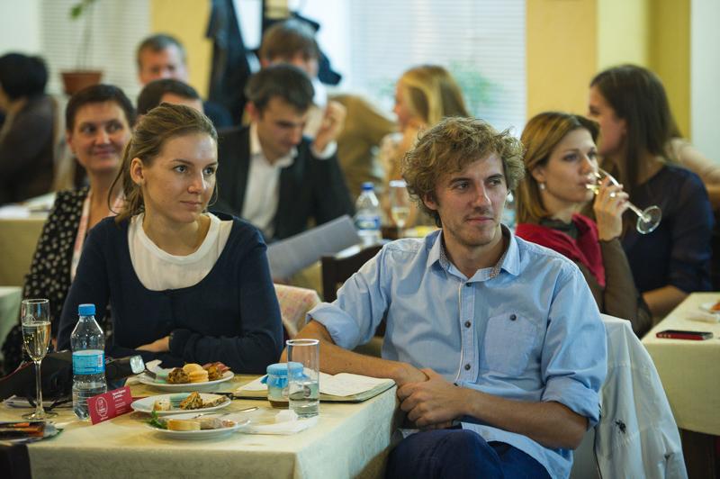 "Гости ""Украинского ужина"""