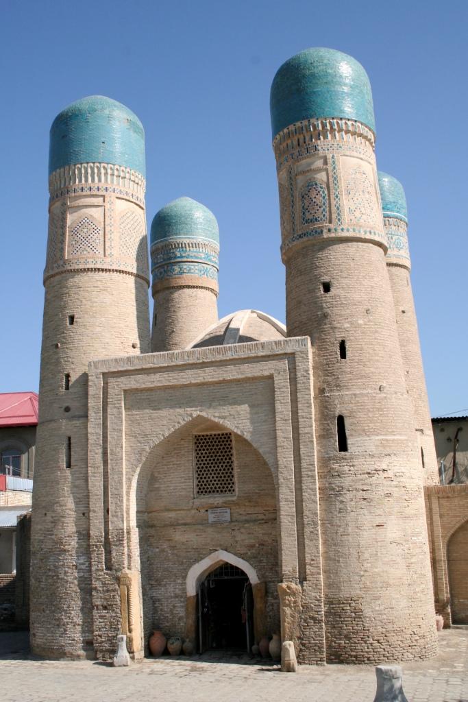Мечеть в махалле в Самарканде