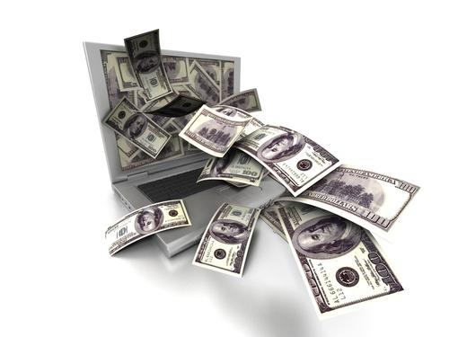 деньги в интернет