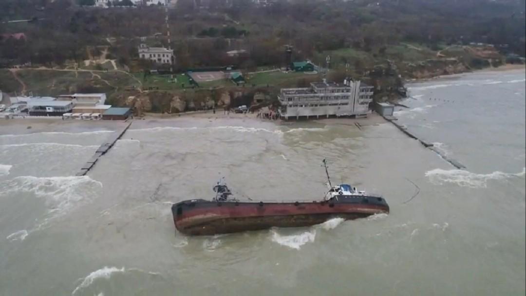 "Судовладелец ""Делфи"" пообещал поднять танкер"