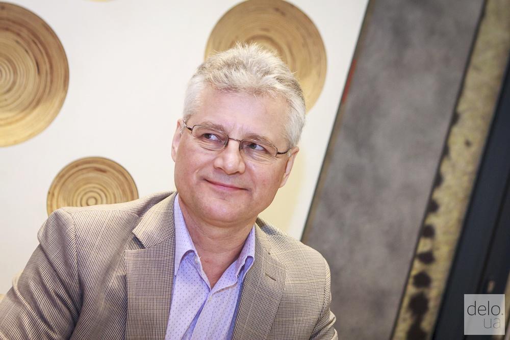 """Генеральный директор McDonald""""s в Украине Гжегож Хмелярський"""