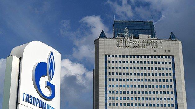 Reuters узнал озаморозке «Газпромом» программы внешних займов