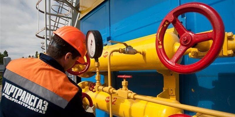 Украина увеличила отбор газа изхранилищ из-за похолодания