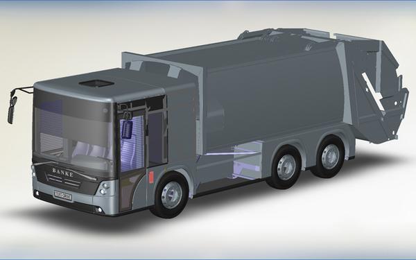 Компания Богдан будет производить спецэлектрокары для Дании