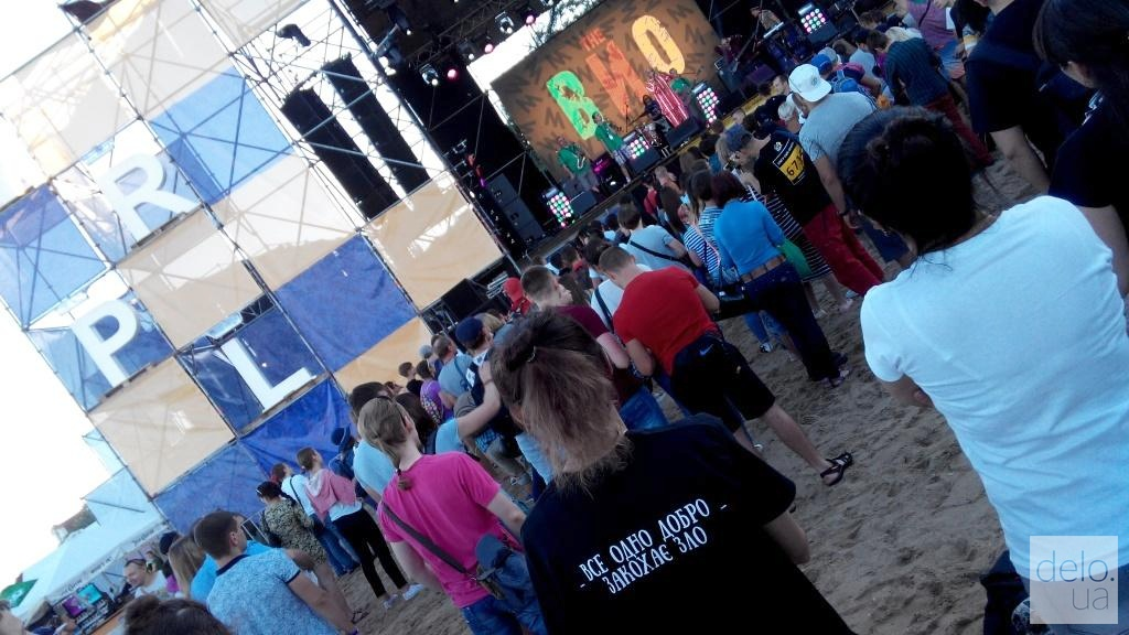 Open Air фестиваль MRPL City в Мариуполе, июль 2017 г.