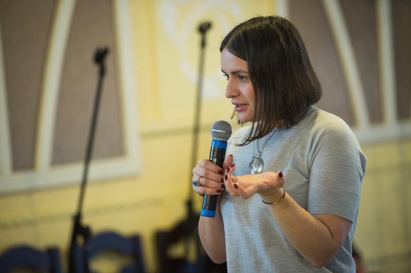Наталья Емченко, директор по связям с общественностью и коммуникациям СКМ
