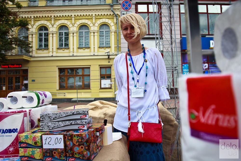"""Четвертый фестиваль """"В поисках Made in Ukraine"""" в Киеве. Фото Татьяны Довгань"""