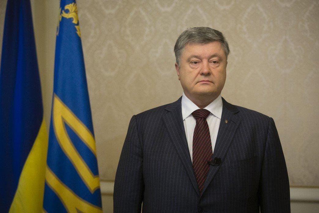 """Порошенко назвал """"филькиной грамотой"""" результаты нелегитимных выборов в Крыму"""