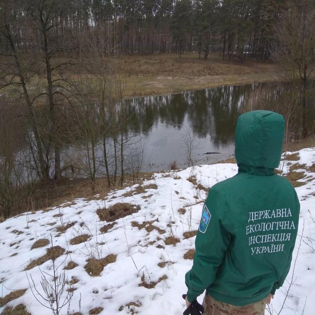 В Украине хотят создать экологическую полицию