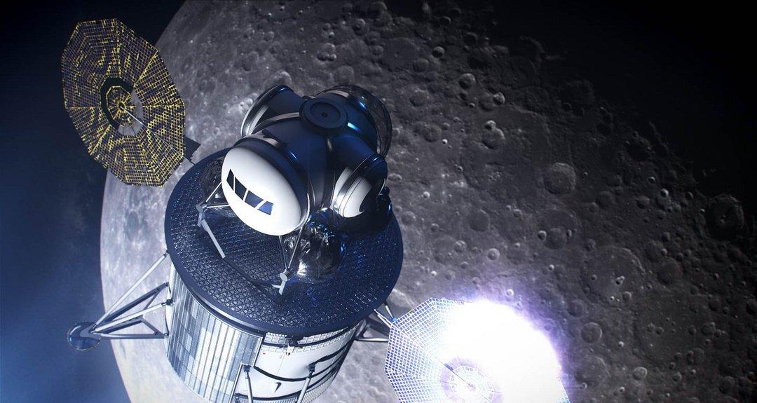 NASA выбрало компании для реализации проекта высадки людей на Луну