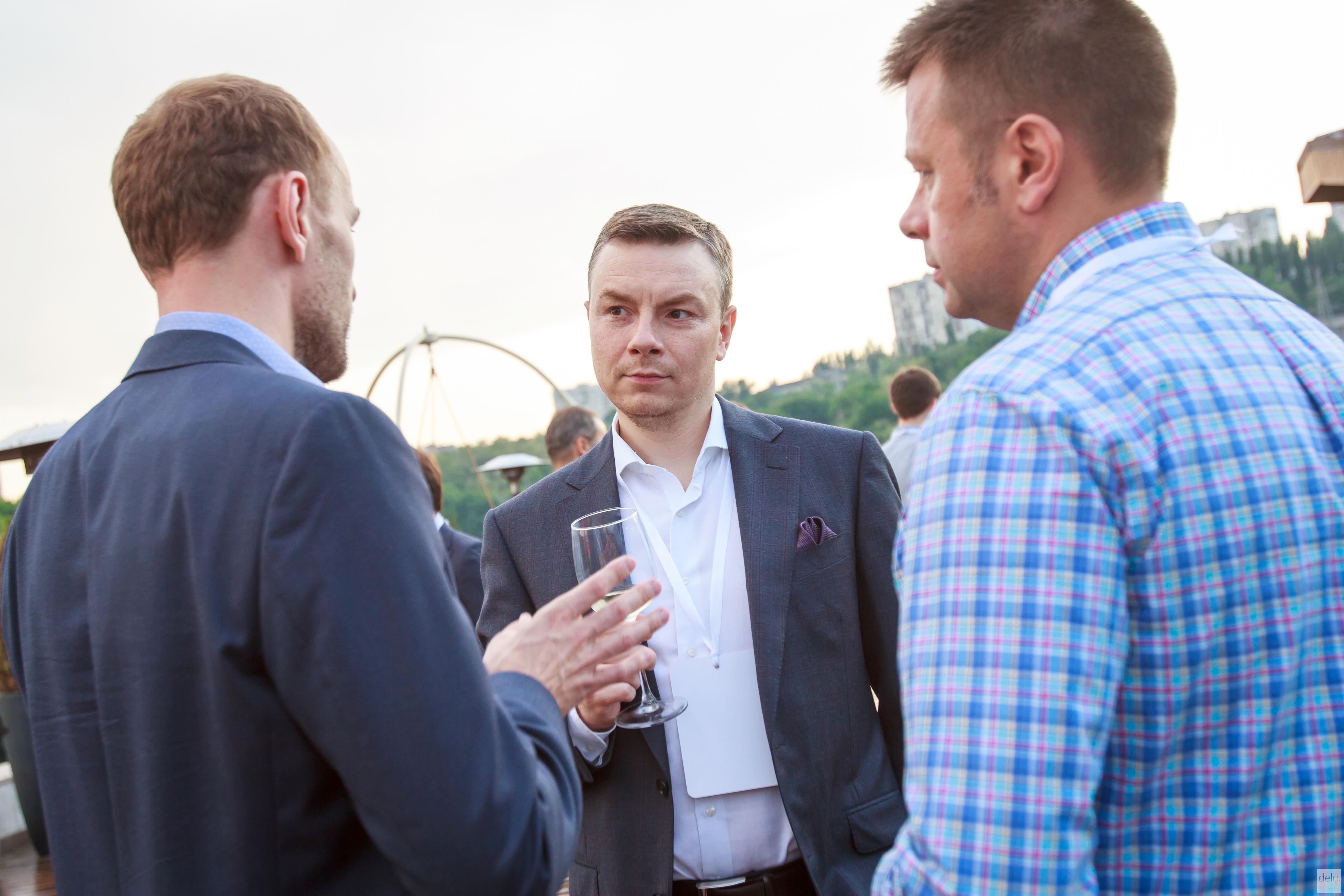"""Вечеринка для """"выпускников"""" CEO4U. Фото: Т.Довгань"""