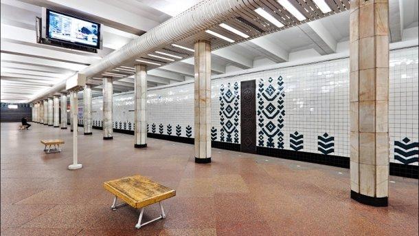 ВКиеве наремонт закроют станцию метро «Святошин»