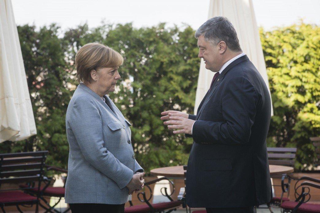 Порошенко предлагает частично отменить договор одружбе сРоссией
