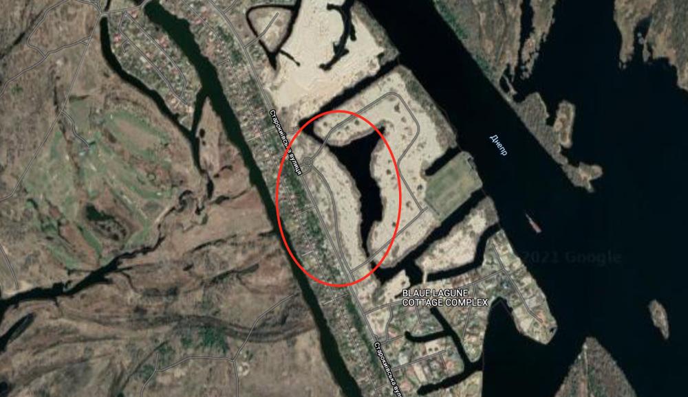Как в Козине при содействии Минюста по поддельным документам произошел захват 7 га земли