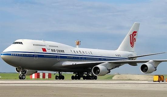 Картинки по запросу картинки самолет  президента  Китая   Boeing 747