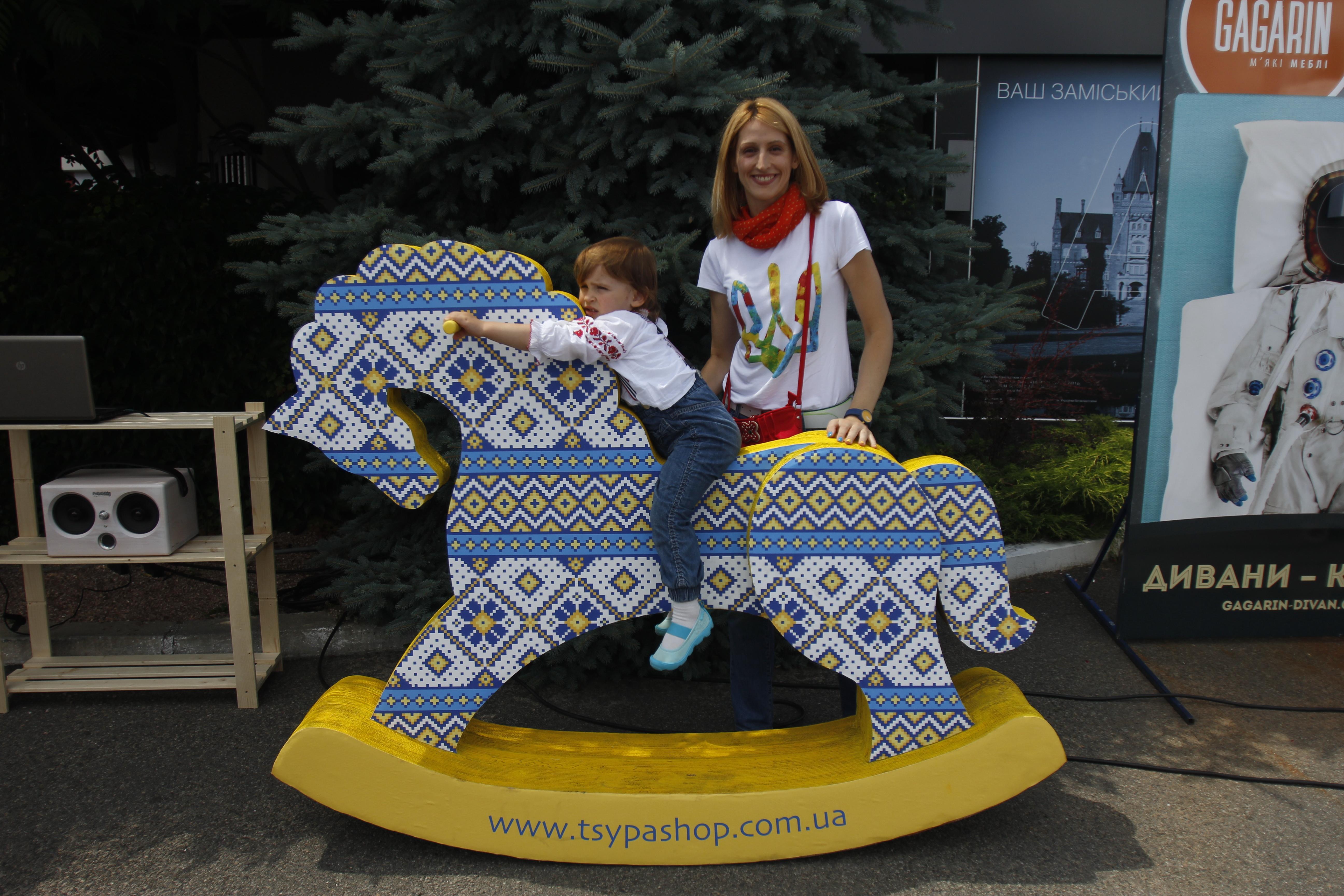"""Фестиваль Made in Ukraine, загородный комплекс """"Разгуляево"""". Фото Алена Владыко"""