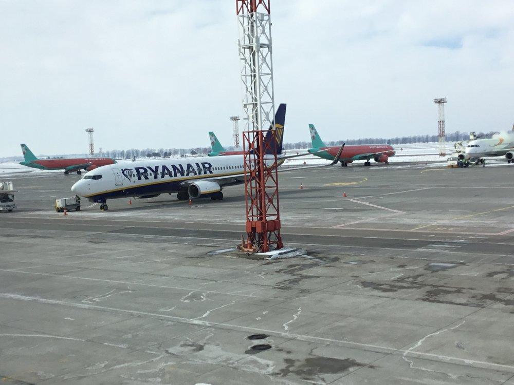 Лоукостер может зайти еще в4 города— Ryanair вУкраинском государстве