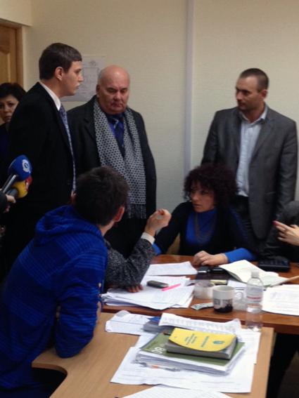 В 223-й округ прибыл представитель ЦИК. Фото: Вера Щербакова