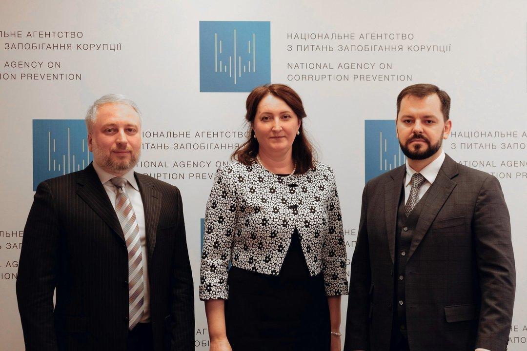 Избран новый руководитель государственного агентства Украины по сопротивлению коррупции