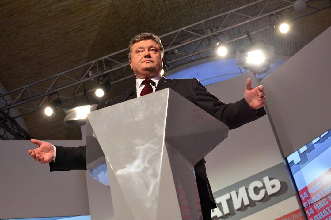 Порошенко высказал негодование подкупом избирателей