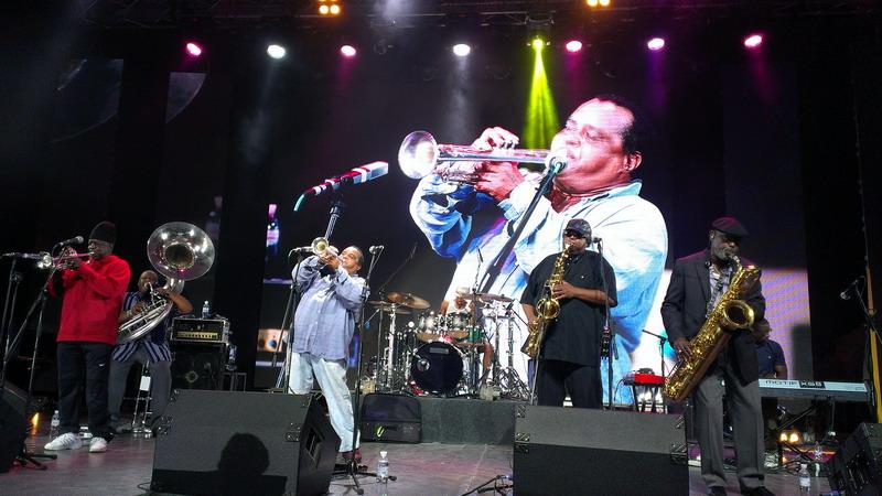 Dirty Dozen Brass Band на Alfa Jazz Fest -2013