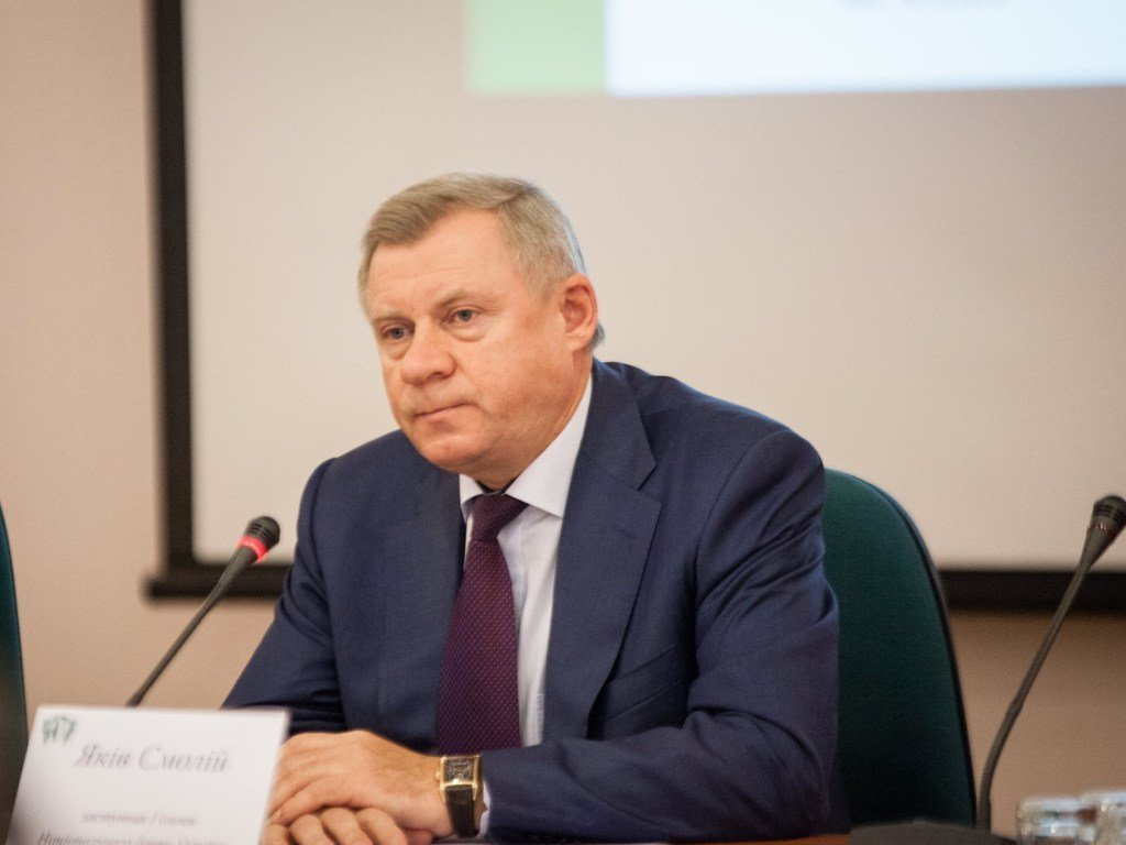 ВБПП решили поддержать кандидатуру Смолия надолжность руководителя Нацбанка
