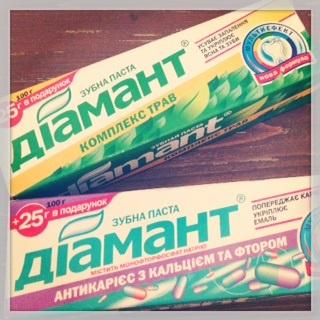 Украинская зубная паста — она существует!