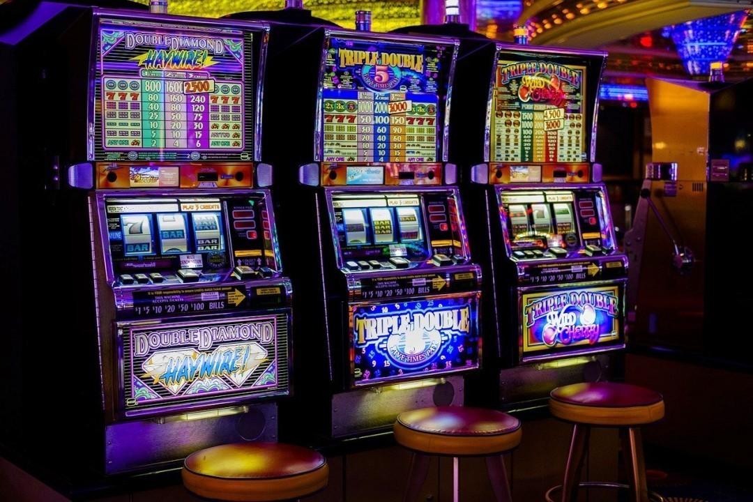 Работа на игровые автоматы кто борется с игровыми автоматами