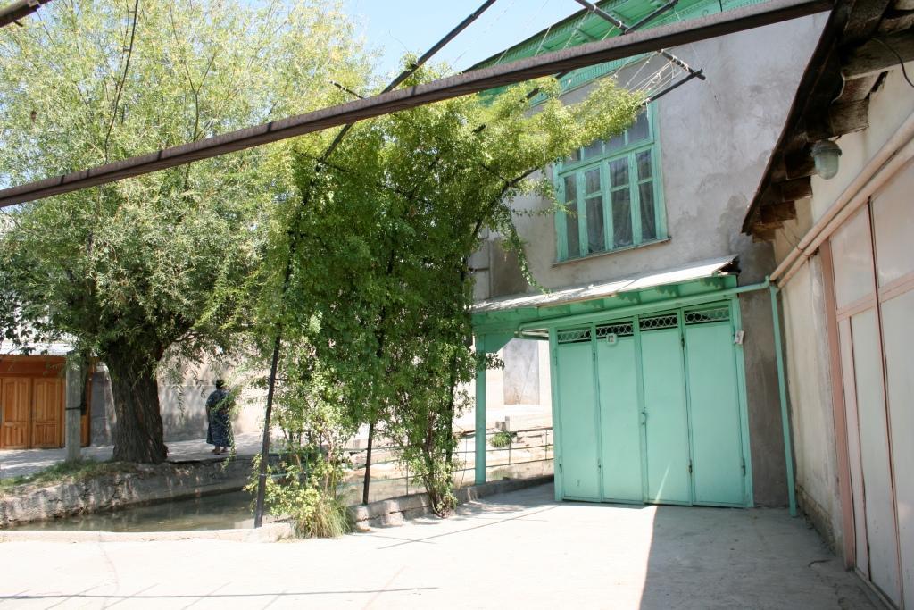 Махалля в Ташкенте