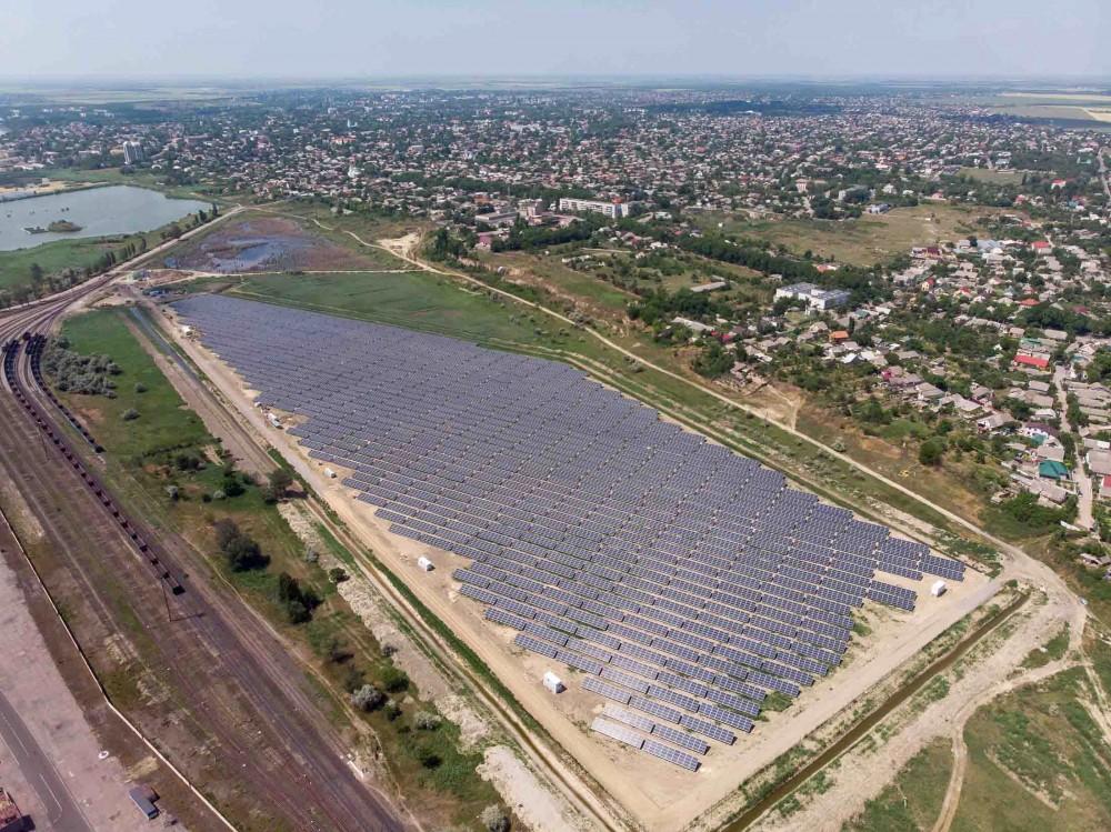 Катарская Nebras Power купила 6 солнечных проектов в Украине у UFuture Хмельницкого