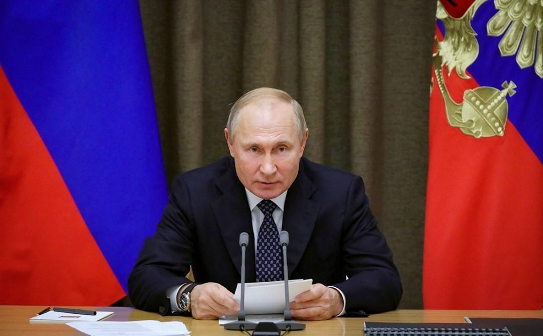 Будущее Путина как влиятельного игрока на международной арене оказалось под угрозой