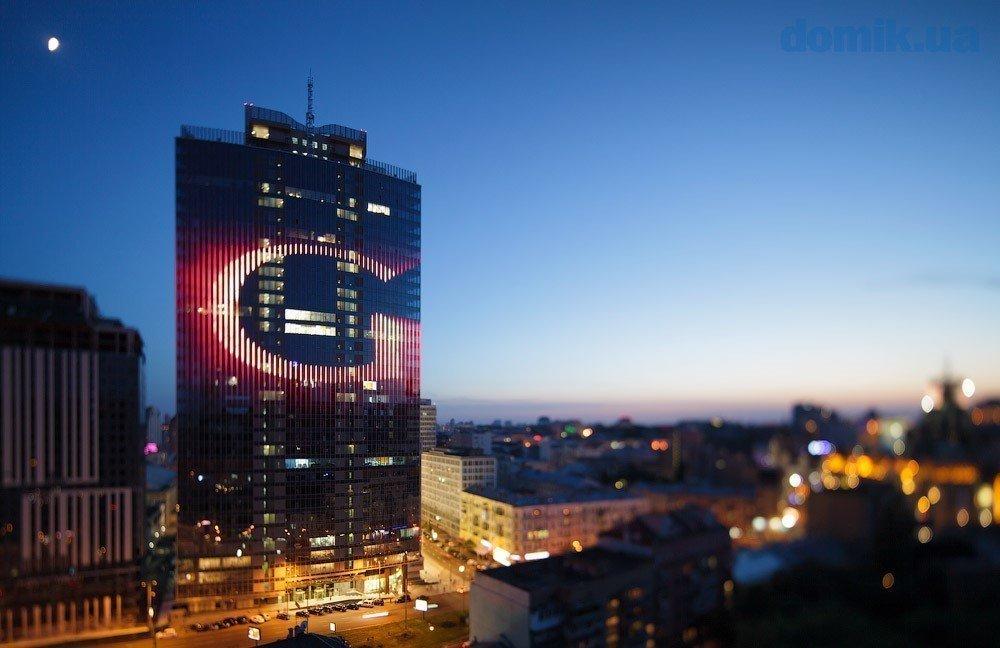 Украинский госбанк пустит смолотка элитный офисный центр вКиеве