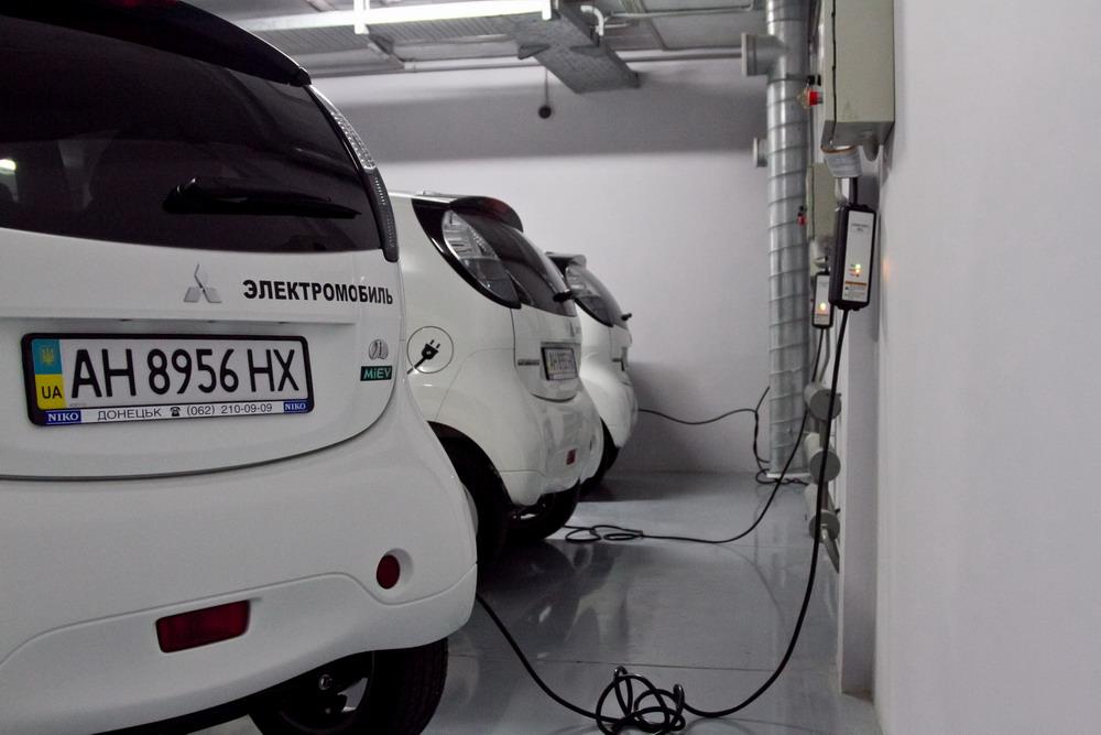 Стоимость зарядки электрокара для по тарифу для населения на 150 км — 6,5 грн