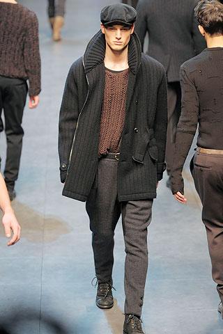 Dolce & Gabbana / осень-зима 2010-2011.