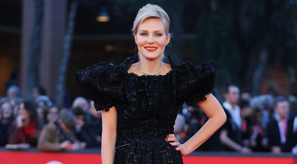 Рината Литвинова на Римском кинофестивале