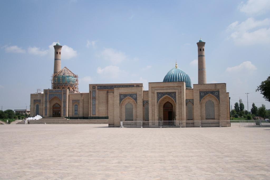 9 причин посетить Узбекистан