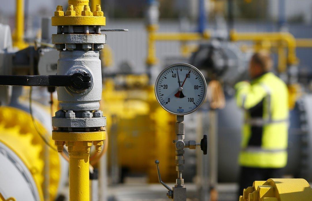 Украина заполнила газом свои подземные хранилища на 38