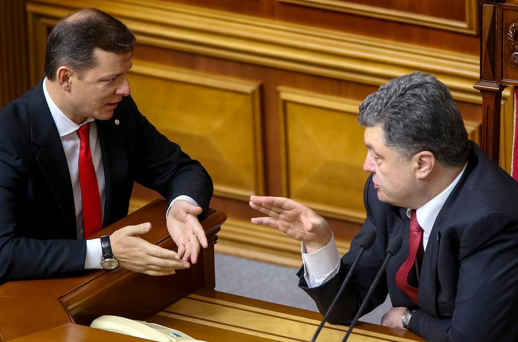 Петр Порошенко ветировал закон, предотвращающий контрабанду лесоматериалов