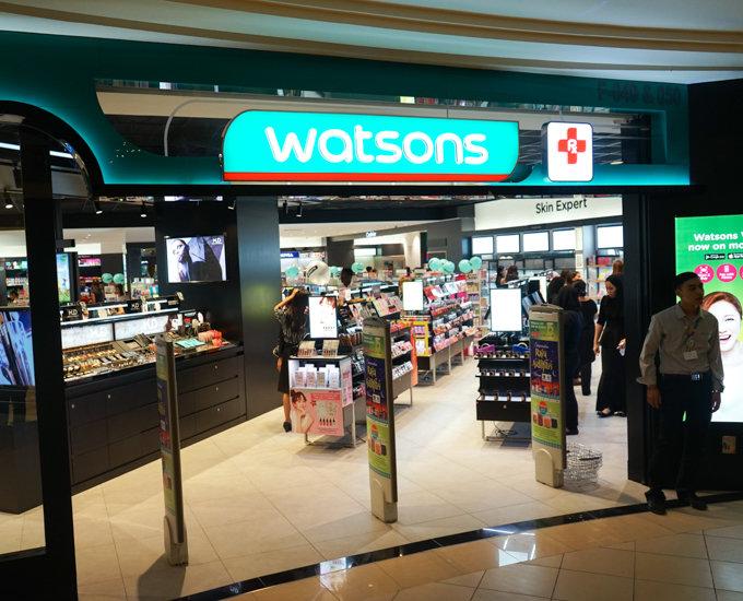 Watsons– кращий магазин краси та здоров я шостий рік поспіль ... e1631b121ff
