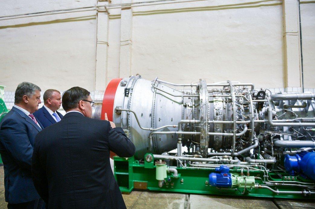 'Зоря-Машпроект успешно провел испытания 32 МВт двигателя